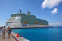 Royal Caribbean Cozumel Beach