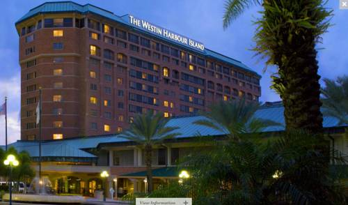 Book Westin Tampa Harbour Island Now 1